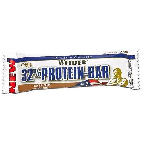 WEIDER Baton Protein Bar 32% - 60g - Dark Chocolate