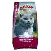 cat sensitive lamb & rice karma dla kotów wrażliwych marki Arion