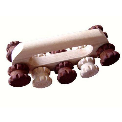 Modish ▷ Przyrząd do masażu ciała drewniany 1201 (Mirand) - ceny JS06