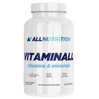 Kapsułki ALLNUTRITION VitaminALL Vitamins & Minerals x 120 kapsułek