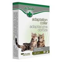 Dr Seidel Obroża adaptacyjna dla kotów 35cm (5901742001162)