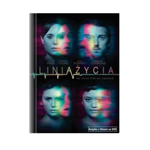 Imperial cinepix Linia życia (dvd) + książka