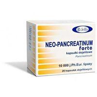 Kapsułki NEO-PANCREATINUM Forte x 20 kapsułek