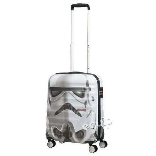 Walizka kabinowa American Tourister Wavebreaker Disney - Star Wars Storm Trooper