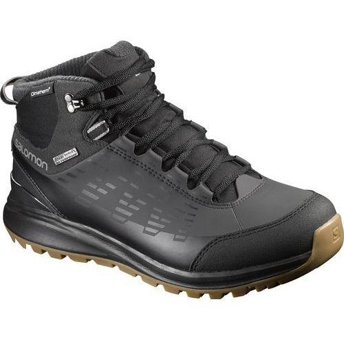 Salomon kaïpo cs wp 2 black/asphalt/titanium 43.3