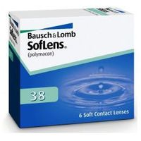 Baush & lomb Soflens® 38 - bc 8.7 - 6 sztuk