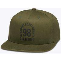 czapka z daszkiem DIAMOND - Access Olive (OLV)