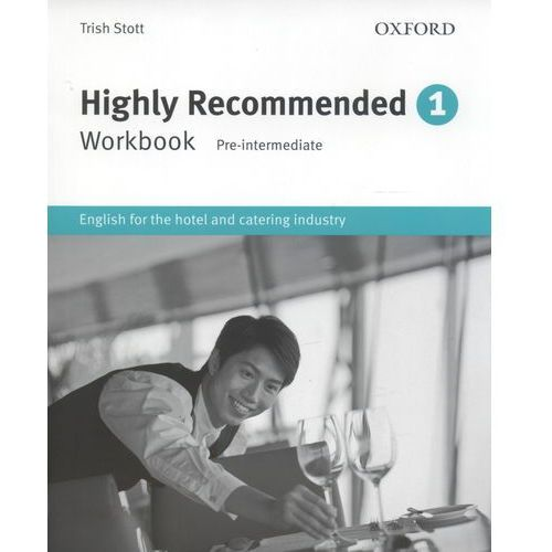 Highly Recommended 1 Workbook Pre-intermediate (9780194574655)