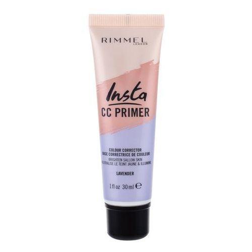 Rimmel London Insta CC Primer baza pod makijaż 30 ml dla kobiet Lavender - Genialny upust