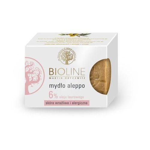 Mydło aleppo 6% oleju laurowego, 200g - BIOLINE, BIOMY090 - Super oferta