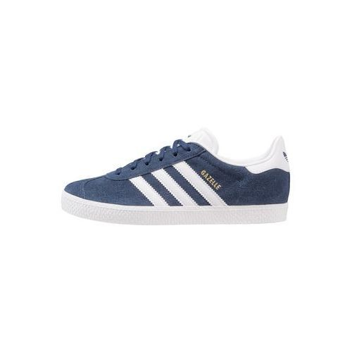 adidas Originals GAZELLE Tenisówki i Trampki collegiate navy/footwear white, kolor niebieski