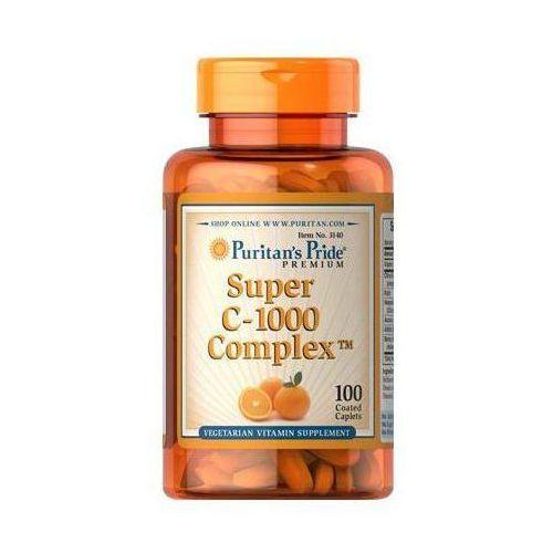 Tabletki Super C-1000 Complex / 100 tab PURITAN'S PRIDE