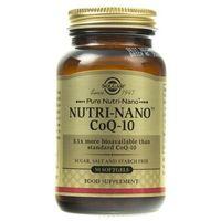Solgar Nutri Nano CoQ10 - 50 kapsułek
