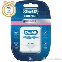 Nić dentystyczna pro-expert clinic line 25m marki Oral-b