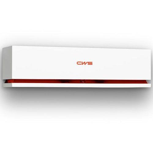 Automatyczny odświeżacz powietrza CWS-boco plastik czerwony