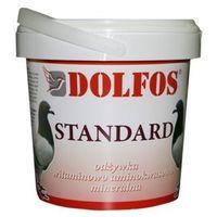 DOLFOS DG Standard - odżywka mineralno - aminokwasowo - witaminowa dla gołębi wiaderko 1000g (5906764766013)