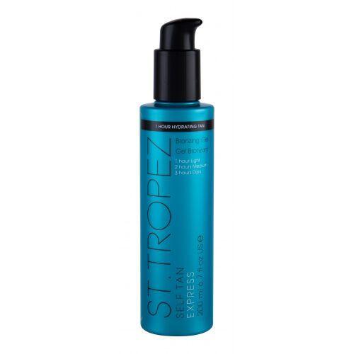 Self tan express bronzing gel samoopalacz 200 ml dla kobiet St.tropez - Ekstra rabat