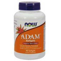 Kompleks witamin i minerałów NOW Foods Adam 90 kaps Najlepszy produkt