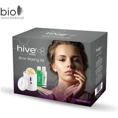 Zestaw do depilacji brwi Hive Brow Waxing Kit