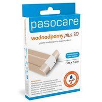 Paso Care plus plaster wodoodporny z opatrunkiem x 10 sztuk