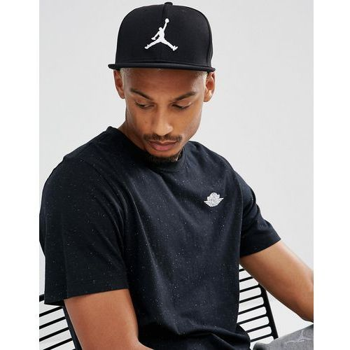 Nike Jordan Jumpman Snapback Cap In Black 861452-013 - Black