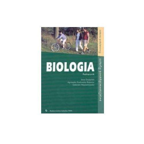 Biologia. Zakres Podstawowy. Szkoła Ponadgimnazjalna. Podręcznik. Klasy 1-3, Wydawnictwo Szkolne PWN