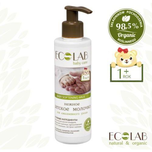 Eo laboratorie baby care - delikatne mleczko do ciała dla dzieci od 1+ - codzienna pielęgnacja Le cafe de beaute