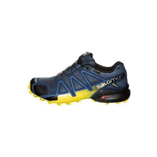 Speedcross 4 gtx trail obuwie do biegania szlak slate blue/blue depth/corona yellow Salomon
