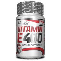 Tabletki Bio Tech USA Vitamin E 400 - 100 tabl.