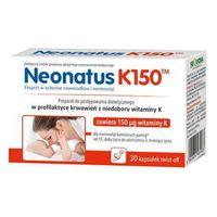 Neonatus K150 x 30 kapsułek twist-off - data ważności 30-06-2018r.