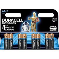 Duracell baterie Turbo MN1500/AA (5000394010765)