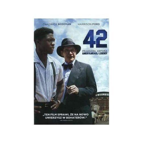 Galapagos films / warner bros. home video 42-prawdziwa historia amerykańskiej legendy (dvd) - brian helgeland od 24,99zł darmowa dostawa kiosk ruchu