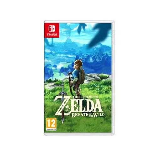 Nintendo Gra switch the legend of zelda: breath of the wild