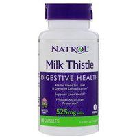 Kapsułki Milk Thistle 525mg 60 kaps.
