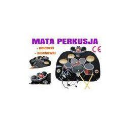 C. toys factory Mata interaktywna: perkusja+2 pałeczki+mikrofon+słuchawki+głośniki..