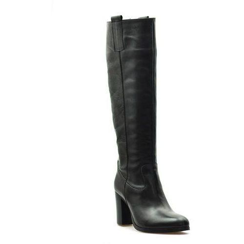 ec050c84 Kozaki - Vilda 34025-L9-00 Black, w 5 rozmiarach (Kazar) opinie + ...