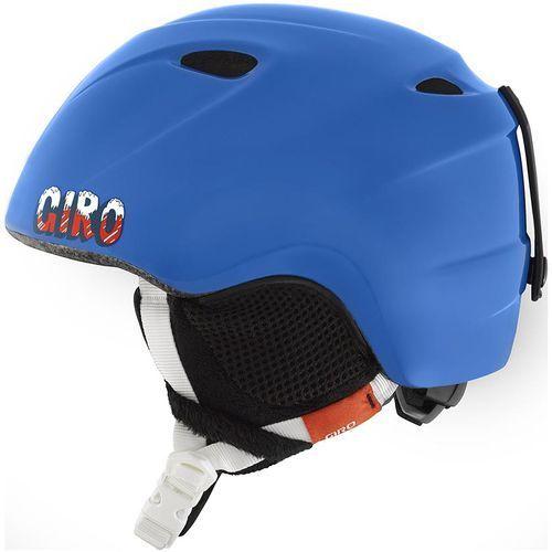 Kask narciarski slingshot blue ice m/l (52-55,5 cm) Giro