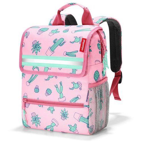 a3a2e20824ca0 ▷ Plecak dla dzieci Backpack Cactus różowy (RIE3055) (Reisenthel ...