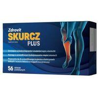 Tabletki Zdrovit Skurcz Plus x 56 tabletek
