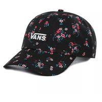 czapka z daszkiem VANS - Court Side Printed Hat Beauty Floral Black (ZX3) rozmiar: OS
