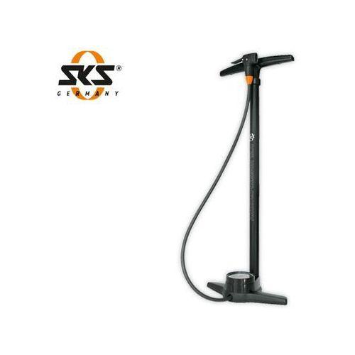 Pompka rowerowa SKS Airkompressor 12.0 Czarny