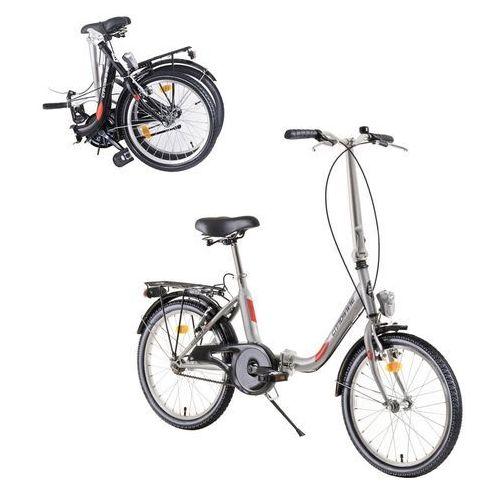 "Składany rower DHS Folder 2092 20"" - model 2019"