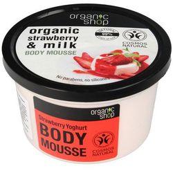 Mleczka do ciała Organic Shop LaRose