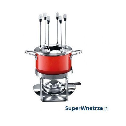 Zestaw do fondue Silit Energy red