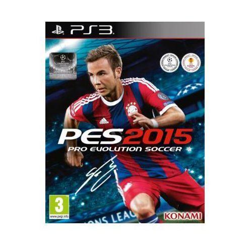 Pro Evolution Soccer 2015 (PS3)