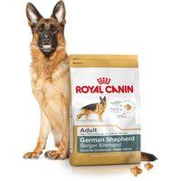 ROYAL CANIN GERMAN SHEPHERD - 24KG (12KGx2) + PROMOCJA 4+1 GRATIS!!!