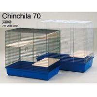 Inter zoo Inter-zoo chinchilla 70 klatka dla gryzoni 71x40x63cm