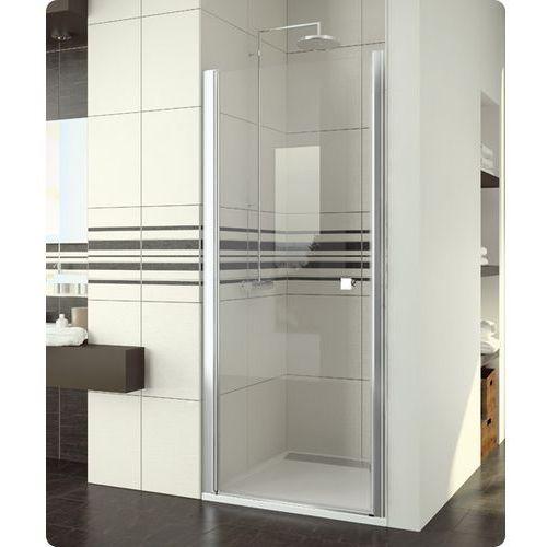 Ronal swing-line drzwi prysznicowe sl108005007 marki Sanswiss