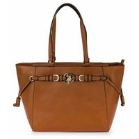 U.S. POLO ASSN. torebka brązowa Delaware M Shopping Bag