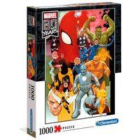 Clementoni Puzzle 1000 marvel 80 years